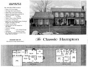 The CLASSIC HAMPTON