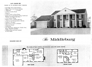 The MIDDLEBURG